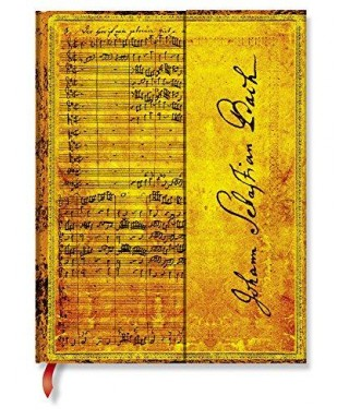 Cuaderno Embellished Manuscripts Bach