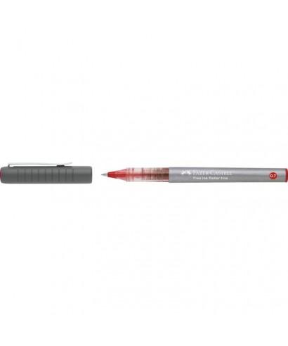 Roller 3481 Faber-Castell Rojo 0.7