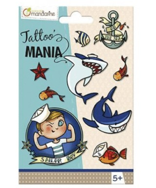 Tattoo Mania Marinero