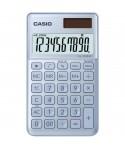Calculadora bolsillo Casio SL-1000SC azu