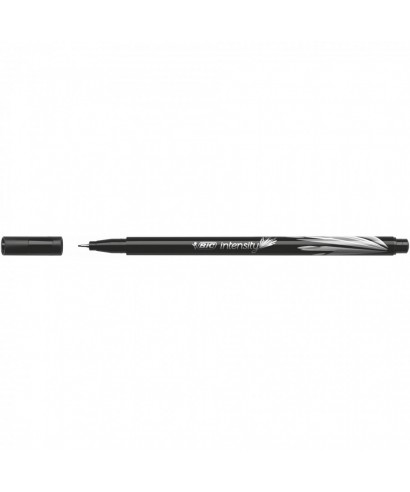 Rotulador Bic Intensity negro BIC
