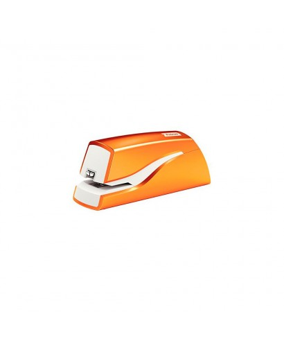 Grapadora eléctrica Petrus E-310 naranja