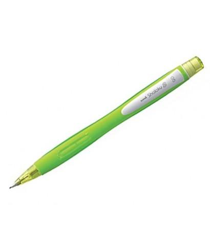 Portaminas 0.5 Uni-ball Shalaku verde
