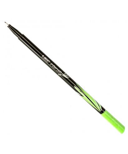 Rotulador Bic Intensity verde claro BIC