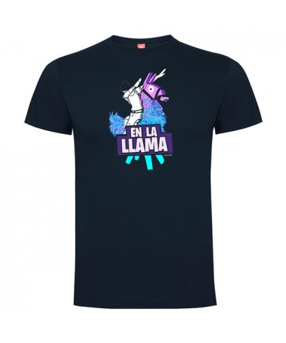 Camiseta Llama S RZ