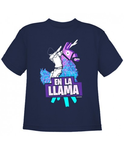 Camiseta Llama niño 12/14 RZ