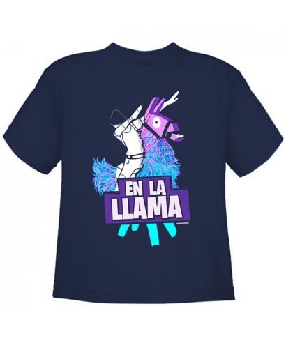 Camiseta Llama niño 7/8 RZ