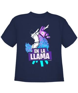Camiseta Llama niño 9/11 RZ