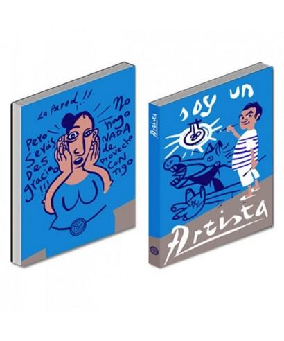 Cuaderno Artista RZ