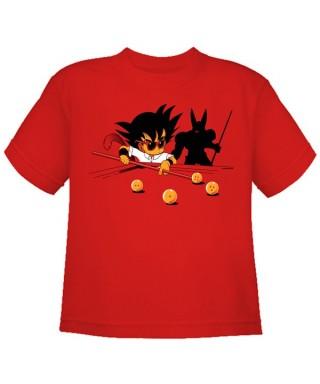 Camiseta Billar niño 7/8 RZ