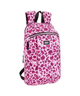 Mini mochila Hello Kitty Leopardo