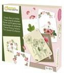 Prensa de flores y hiervas MANDARINE