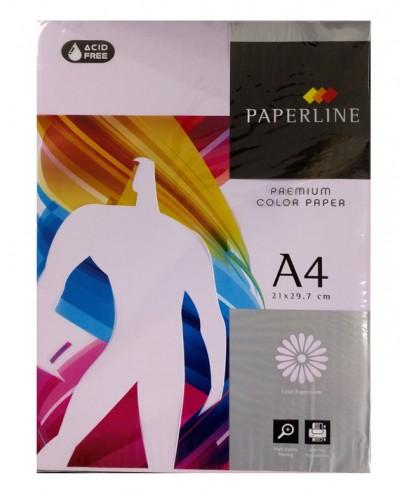 Paquete 500 hojas de papel A-4 lavanda
