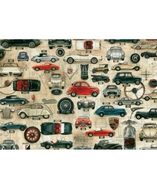 Cars Hojas de papel