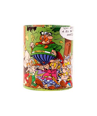 Cubilete Asterix y Obelix