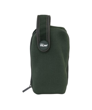 Kit con portatodo extraible Knit verde