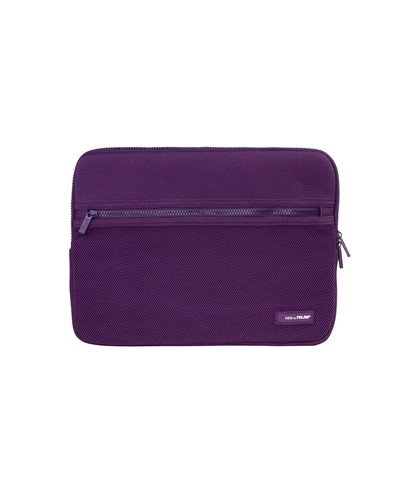 Funda para PC grande Knit violeta
