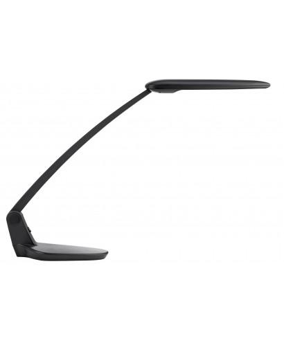 Lámpara Led brio negro Unilux