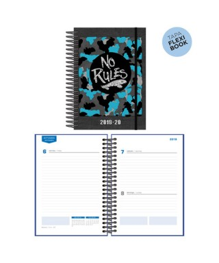 Agenda escolar 19/20 D/P No rules