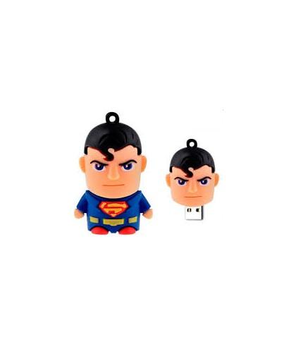 Memoria UBS 16Gb Superman