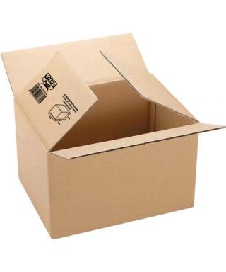 Caja embalaje cartón 350x260x150mm- GRAFOPLAS -  00018103