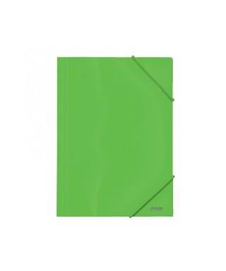 Carpeta A4 PP 600 micras verde