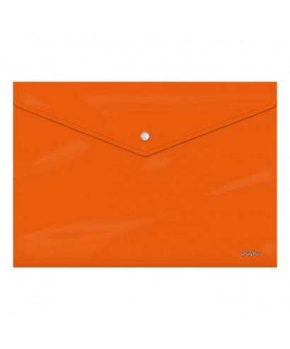 Sobre broche F- opaco naranja