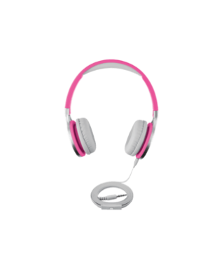 Auriculares ISY IHP 1200 PINK