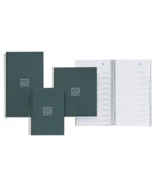 Cuaderno de direcciones 4- MR