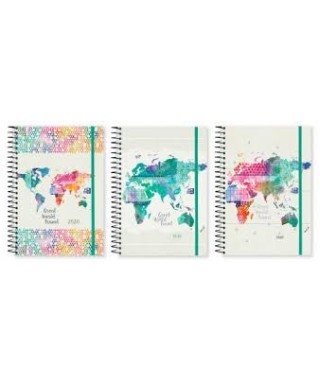 Agenda 2020O S-V 15X21 Agenda 2020 D/P 15X21. OXFORD TRAVEL