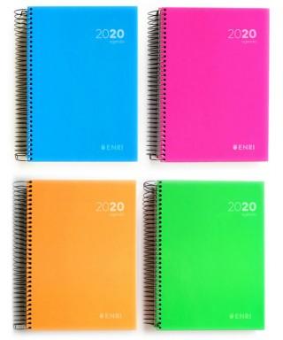 Agenda 2020 Enri Fluor D-P