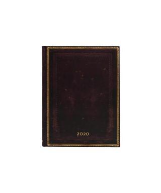 Agenda 2020 espiral S/V manila 80 x 125 mm. MIQUELRIUS