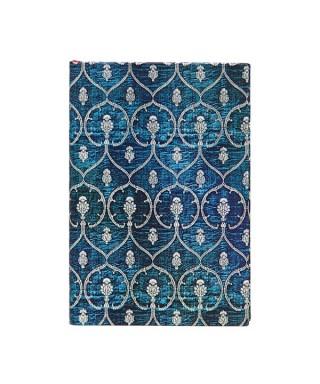 Cuaderno BLUE VELVET- Mini. Paperblanks
