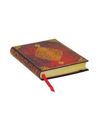 Cuaderno GOLDEN TREFOL Midi. Paperblanks