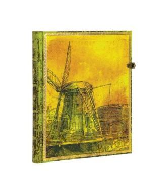 Cuaderno 350 Aniversario de Rembrandt. Paperblanks
