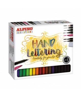 Set rotuladores color experience. ALPINO