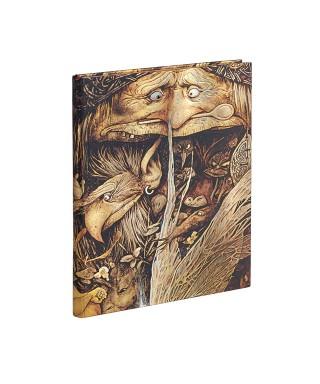 Cuaderno ultra El Mundo de las Hadas de Brian. Paperblanks