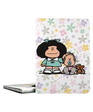 Carpeta de 30 fundas Mafalda Flores