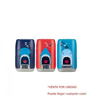 Afilaborra compact Shark attack Milan