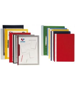 Dossier fastener A-4 verde paquete 25 uds- 05021020