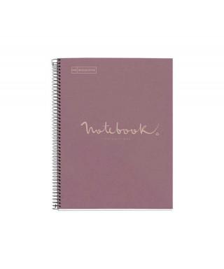 Cuaderno A4 80h ecolavanda MR
