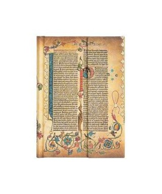 Cuaderno liso Hoda Oliva Midi