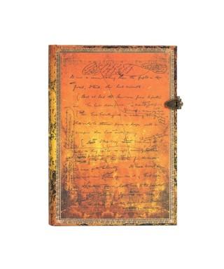 Cuaderno liso H.G. Wells Midi