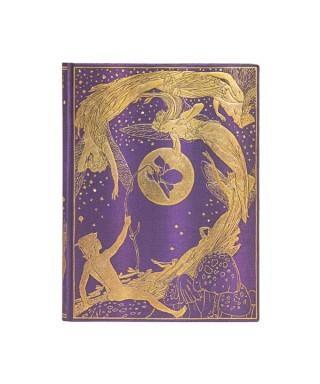 Cuaderno liso Hada Violeta Ultra