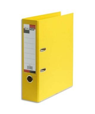 Archivador A4 L.Ancho amarillo Dequa
