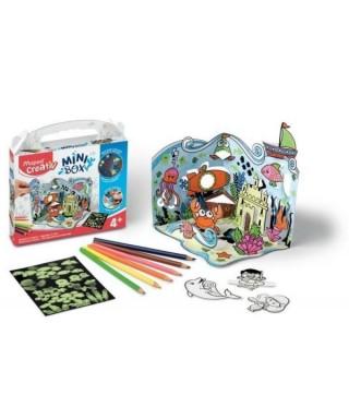 Kit minibox acuario --4ANOS- Maped