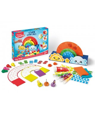 Kit color emotions arcoiris--2ANOS-