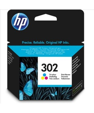 HP F6U65AE CARTUCHO COLOR Nº 302