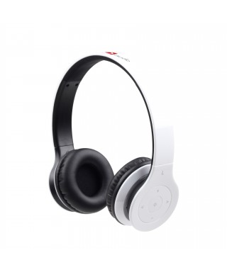 Auriculares GEMBIRD inalámbricos Bluetooth Blanco - BHP-BER-W