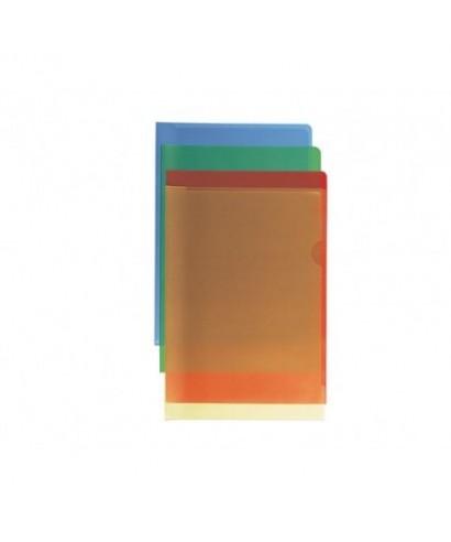 Dossier uñero transparente, bolsa 10 uds